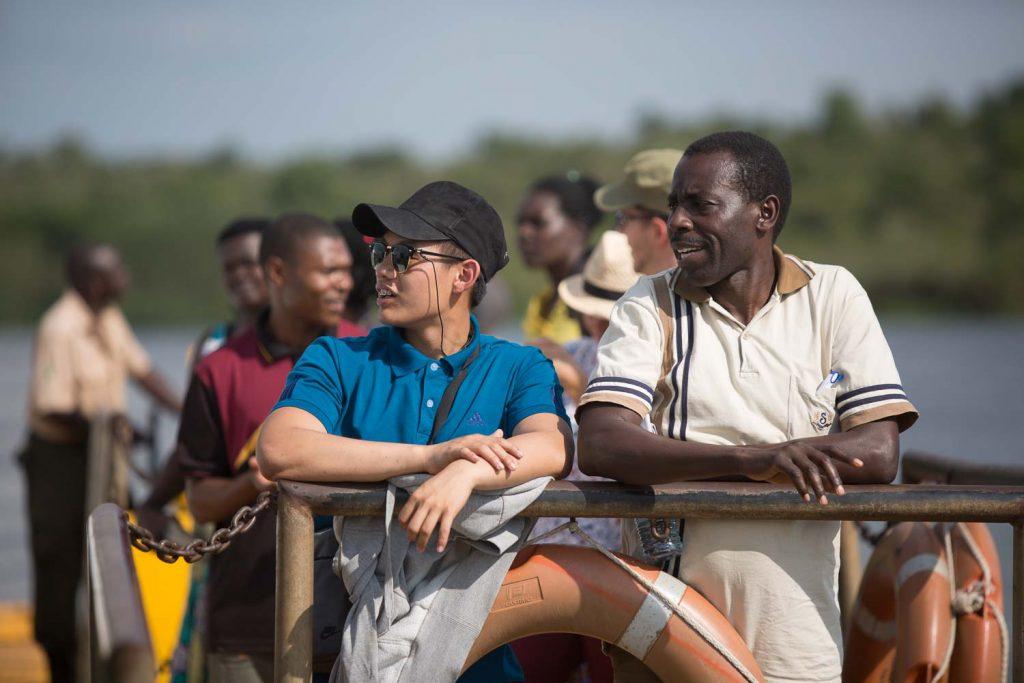 Tur til Uganda