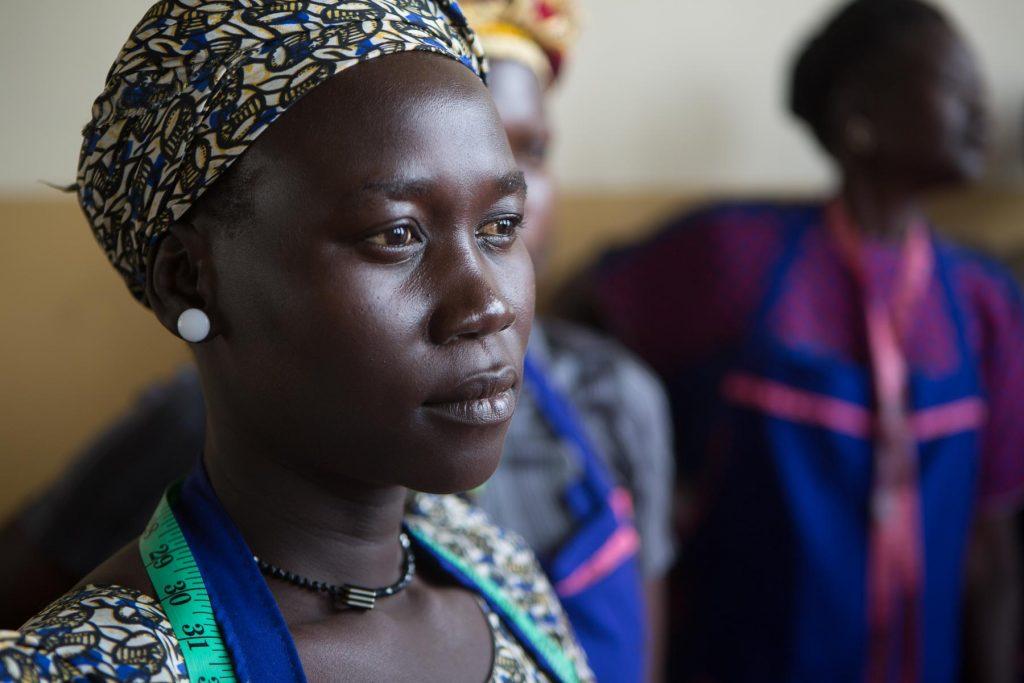AA2018: Kvinne fra Uganda