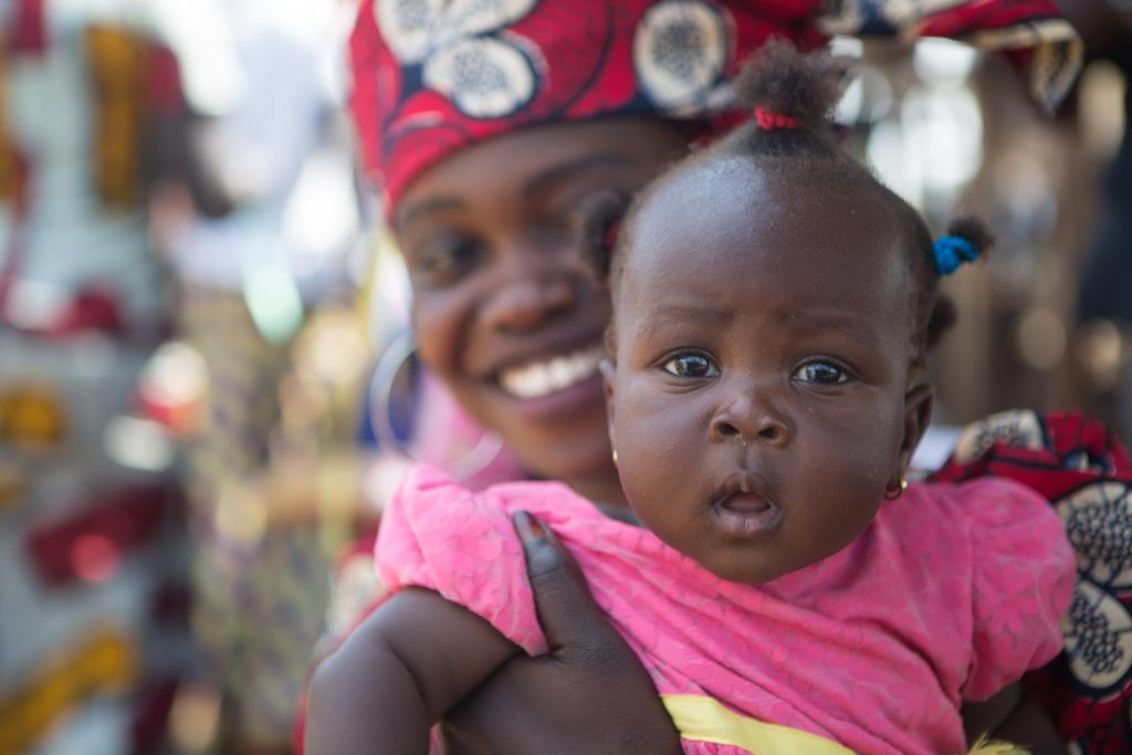 AA2018: Mor med barn