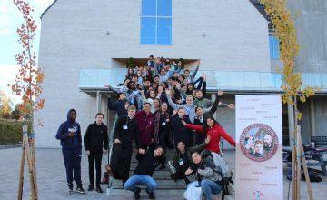 Ungdomsfestival Gruppebilde