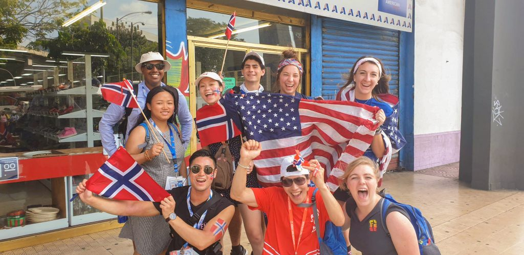 WYD 2019 Panama: Gruppebilde